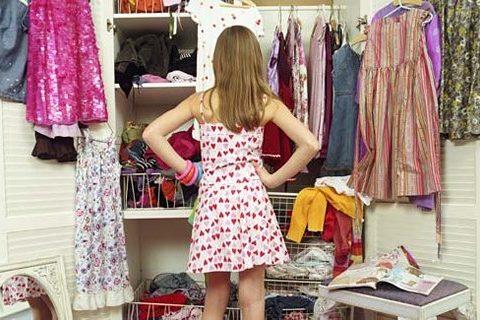 гардероб, какво да облека