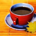 Слънчево кафе в дъжда