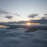 Утро над облаците