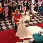 Сватбата на Принц Уилям и Принцеса Катрин Мидълтън