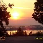 Изгрев над Дунава-Свищов - Силвия Асенова