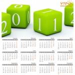 Официални празници и почивни дни през 2012-та година