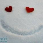 снежно щастлив