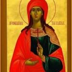 Света великомъченица Христина – 24 юли