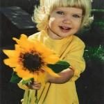 Да нарисуваш щастие със слънчогледи
