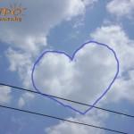 Да рисуваш красота с облаци
