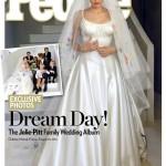 Сватбената рокля на мама Анджелина Джоли