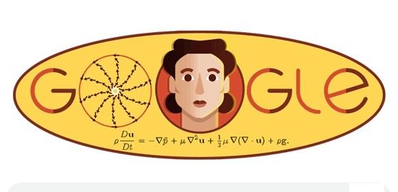 Олга Александровна Ладиженская отбелязана в Гугъл