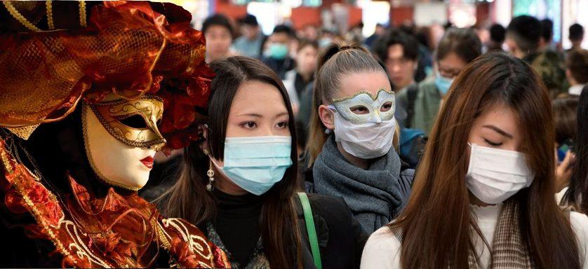 коронавирус маски